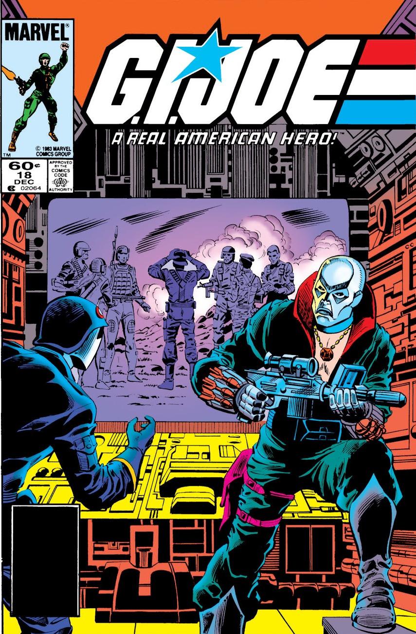 G.I. Joe A Real American Hero Vol 1 18