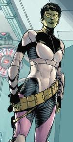 Gamora Zen Whoberi Ben Titan (Earth-21923) from Old Man Quill Vol 1 1 001