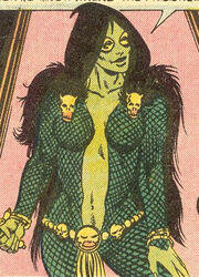 Gamora Zen Whoberi Ben Titan (Earth-7528) from Strange Tales Vol 1 181 0001
