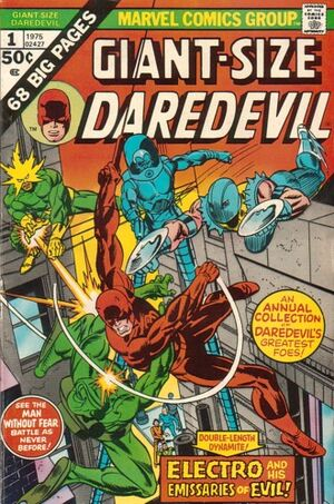 Giant-Size Daredevil Vol 1 1