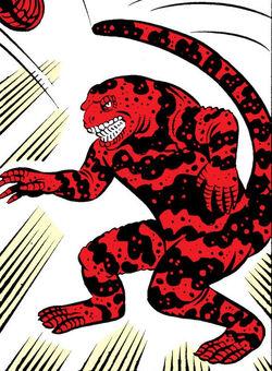 Gila (Earth-616) from West Coast Avengers Vol 2 17 0001