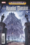 Halloween ComicFest Vol 2016 Haunted Mansion