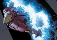 Iron Man Armor Model 51 from Invincible Iron Man Vol 3 3 006