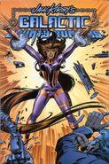Jack Kirby's Galactic Bounty Hunters Vol 1 2