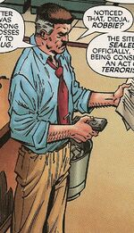 John Jonah Jameson (Earth-161) from X-Men Forever 2 Vol 1 2 0001