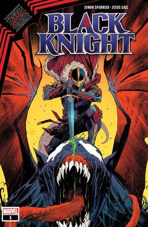King in Black Black Knight Vol 1 1