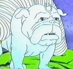 Lockjaw (Earth-78909) from Fantastic Four (1978 animated series) Season 1 13 0001