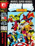 Marvel Super Heroes Secret Wars (UK) Vol 1 1