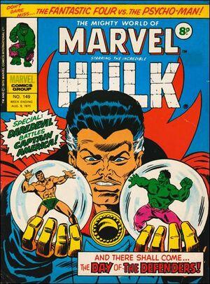 Mighty World of Marvel Vol 1 149