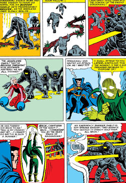 Mindless Ones from Strange Tales Vol 1 128