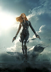 Natalia Romanoff (Earth-199999) from Captain America The Winter Soldier poster 001