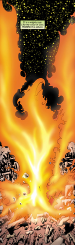 Phoenix Force (Earth-8649) from Exiles Vol 1 4 0001