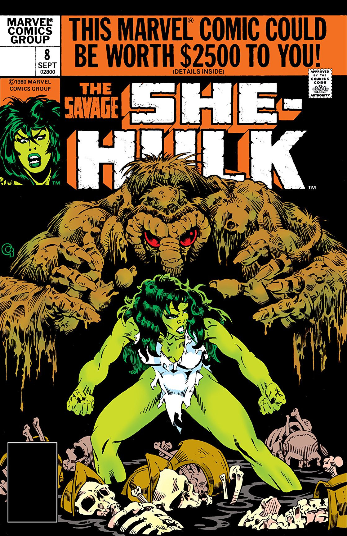 Savage She-Hulk Vol 1 8