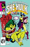 Sensational She-Hulk Vol 1 9