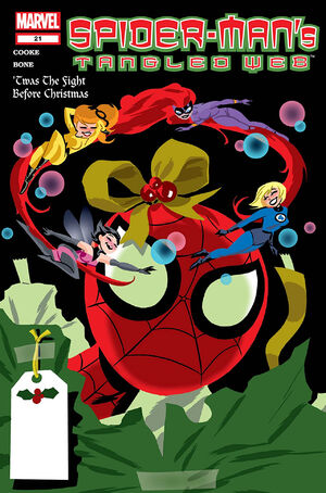 Spider-Man's Tangled Web Vol 1 21