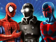 Spider-Men (Earth-TRN579) from Spider-Man Shattered Dimensions 007