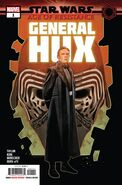 Star Wars Age of Resistance - General Hux Vol 1 1
