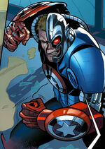 Steven Rogers (Earth-TRN193) from X-Factor Vol 1 231 001