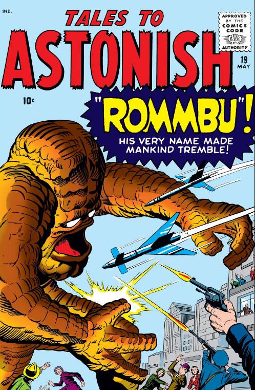 Tales to Astonish Vol 1 19