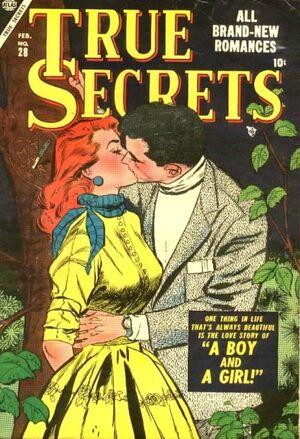 True Secrets Vol 1 28