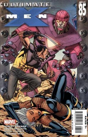 Ultimate X-Men Vol 1 85
