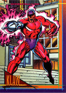 Ulysses Klaw (Earth-616) from Marvel Universe Cards Series IV 0001