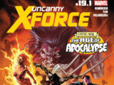 Uncanny X-Force Vol 1 19.1