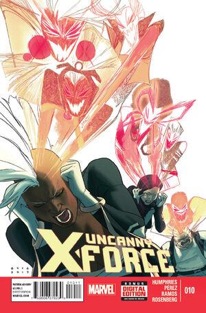 Uncanny X-Force Vol 2 10