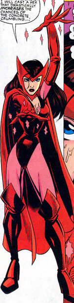 Wanda Maximoff (Earth-TRN566) from Adventures of the X-Men Vol 1 5 0001
