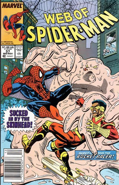Web of Spider-Man Vol 1 57