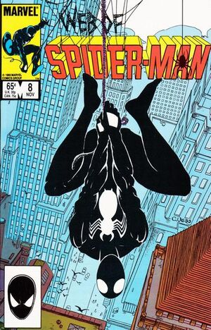 Web of Spider-Man Vol 1 8