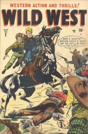 Wild West Vol 1 2