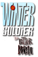 Winter Soldier the Bitter March (2014) logo