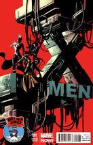 X-Men Vol 4 1 Deodato Mile High Comics Variant
