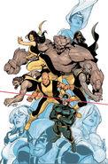 Young X-Men Vol 1 1 Textless Variant