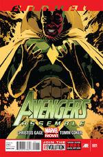 Avengers Assemble Annual Vol 1 1