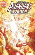 Avengers Invaders Vol 1 8