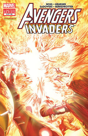 Avengers Invaders Vol 1 8