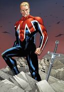 Brian Braddock (Earth-616) from Marvel War of Heroes 001