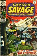 Capt. Savage and his Leatherneck Raiders Vol 1 17