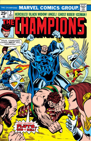 Champions Vol 1 2