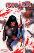 Conan the Barbarian 2019 Marvel Promo 5