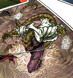 Curtis Connors (Earth-52136) from What If Aunt May Had Died Instead of Uncle Ben? Vol 1 1 0001