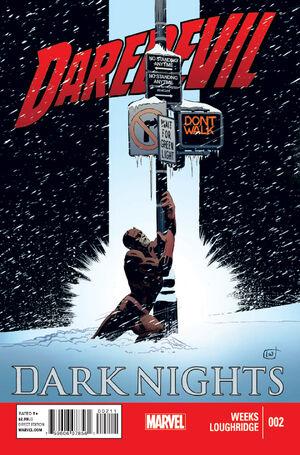 Daredevil Dark Nights Vol 1 2