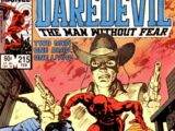 Daredevil Vol 1 215