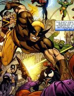 Dark Reign Fantastic Four Vol 1 3 page 12 James Howlett (Earth-29007)