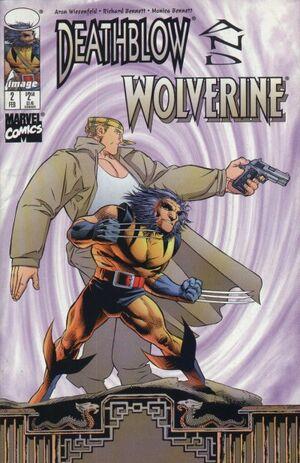 Deathblow Wolverine Vol 1 2