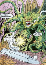 Dragon (Silver Surfer Foe) (Earth-616) from Silver Surfer Vol 3 23