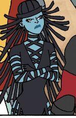 Ellie Phimister (Earth-8107) from Deadpool Annual Vol 4 1 001