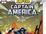 Empyre: Captain America Vol 1 1